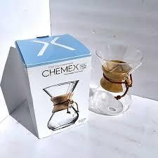 chemex classic 6 cup cm 6a borosilicate