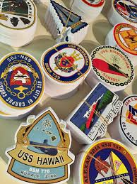 Submarine Crest Decals 16 Submarines Us Navy Inspired Tees Gifts And More