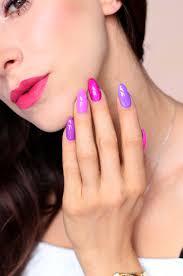 Alina Rose Blog Kosmetyczny Pastelowe Paznokcie Mieta Blekit