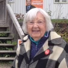 Marjorie Harris | Obituary | Ottawa Citizen