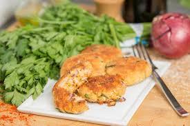 panko crusted salmon cakes recipe