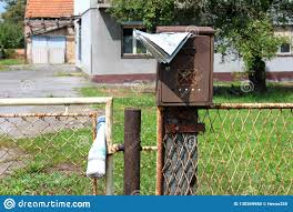 290 Abandoned Mailbox Photos Free Royalty Free Stock Photos From Dreamstime