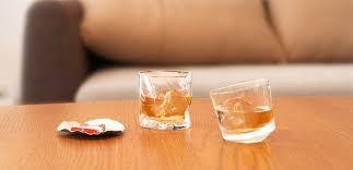 unique whiskey glasses rock glasses