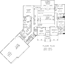house plan 60028 craftsman style with