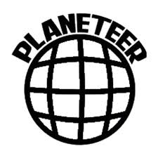 Oracal Vinyl Decal Truck Car Sticker Laptop Captain Planet Planeteer