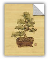 Artwall Bonsai I Wall Decal Wayfair