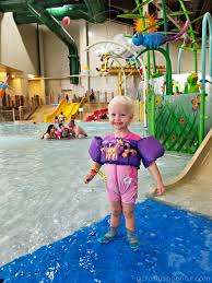 toddlers at great wolf lodge