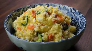 Korean Potato Salad Recipe & Video ...