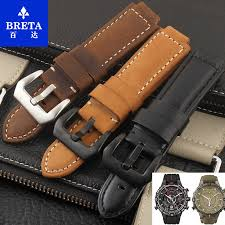 huxie 16mm bovine leather strap for