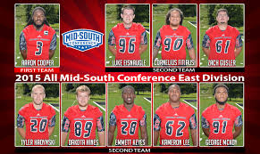 Mid-South East DIvision Honors | Kentucky Christian University Athletics