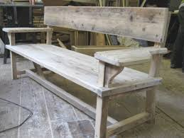 wooden outdoor benches plans interior