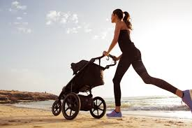 postpartum exercise routine for new mothers