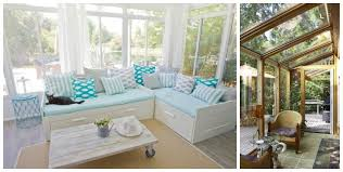 how to decorate a conservatory