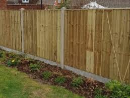 Grant Pearcy Fencing Supply Install Or Repair Garden Fences Bristol