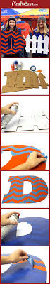 How To Make A Diy D Fence Football Sign Craftcuts Com