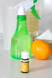 natural disinfectant for home with