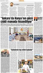 13 Eylül 2020 Yeni Meram Gazetesi - Sayfa 4 / 16 - Yeni Meram