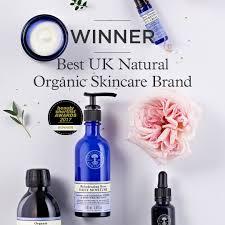 uk natural organic skincare brand nyr