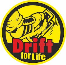 Drift For Life Decal Vinyl Jdm Racing Drift Car Sticker J 39 Ebay