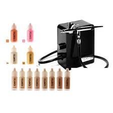 temptu airbrush makeup signature kit at