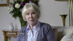 Wendy Craig talks about legacy giving - YouTube