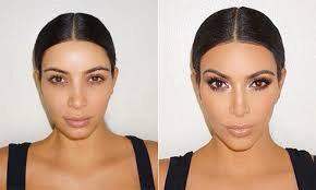 kim kardashian s makeup artist shows