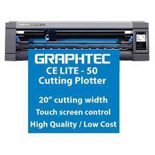 Graphtec Ce Lite 50 20in Vinyl Cutting Plotter