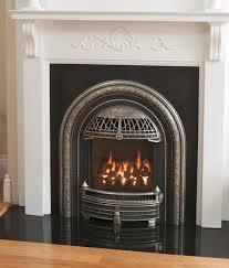 portrait windsor arch gas fireplace