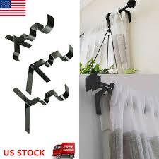 kwik hang curtain rod brackets as