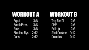 skinny fat t workout how to get