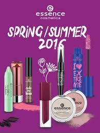 essence cosmetics spring 2016 summer