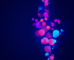 pink and blue wallpapers for desktop