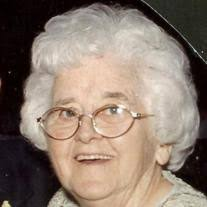 Mrs. Ollie Smith Obituary - Visitation & Funeral Information