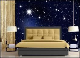 Stars Wall Murals Stars Wall Decals Moon Stars Bedroom Wall Decorations Celestial Bedrooms Zen Of Zada