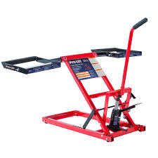 pro lift lawn mower jack lift with 550