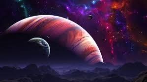 e art nebula wallpaper