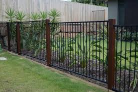 Fence Design Ideas Get Inspired By Photos Of Fences From Australian Designers Trade Professionals Austra Modern Front Yard Fence Design Fence Landscaping