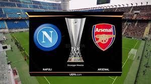UEFA Europa League FINAL 2019 - ARSENAL vs NAPOLI - YouTube