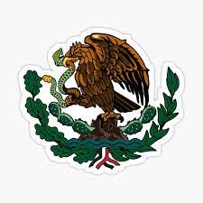 Mexican Independencia Color Edition Sticker By Superlitmerch Redbubble
