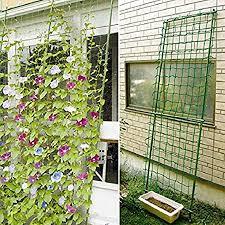 Amazon Com Shangjie Town Garden Fence Millipore Nylon Net Climbing Frame Gardening Net Plant Fence Anti Bird Net Vegetable Plant Trellis Netting Garden Outdoor
