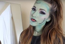 15 easy halloween makeup ideas that ll