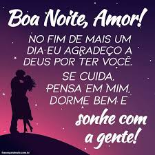boa noite amor frases boa noite amor
