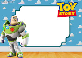 Free Printable Toy Story 3 Birthday Invitations Templates Con