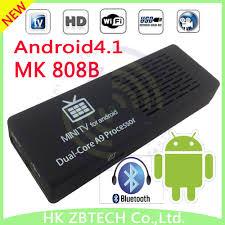 MK808b- Android 4.2 - Chiếc Android USB TV bán nhiều nhất