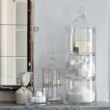 west elm stacked apothecary jars home
