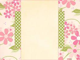 Flores Y Lunares Invitaciones Para Imprimir Gratis