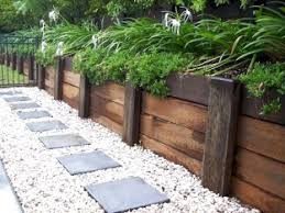 70 Favourite Side House Garden Landscaping Decoration Ideas With Rocks The Expert Beautiful Ideas