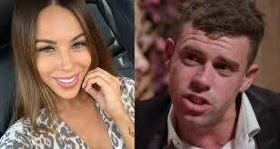 Stacey Hampton confirms husband Michael ...