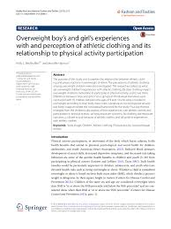 pdf overweight boy s and s