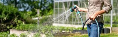 measure the diameter of a garden hose
